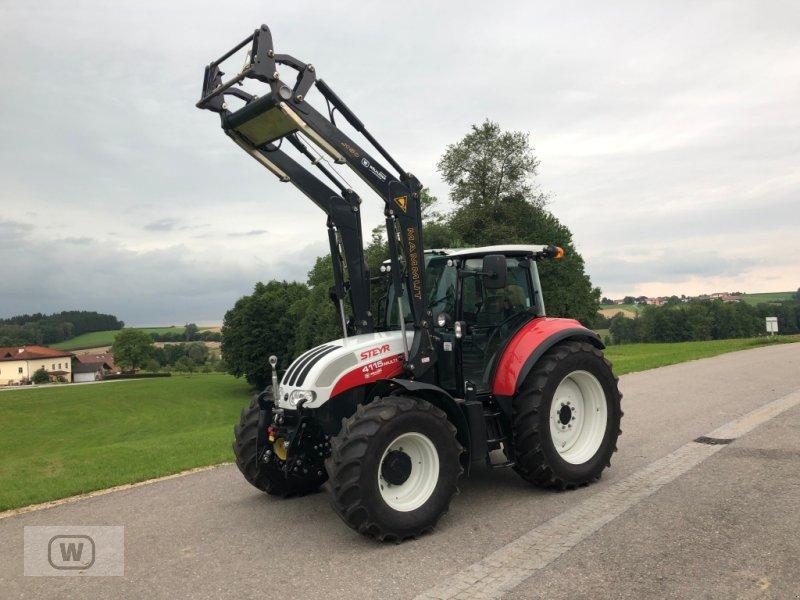 Traktor des Typs Steyr 4115 Multi, Gebrauchtmaschine in Zell an der Pram (Bild 1)