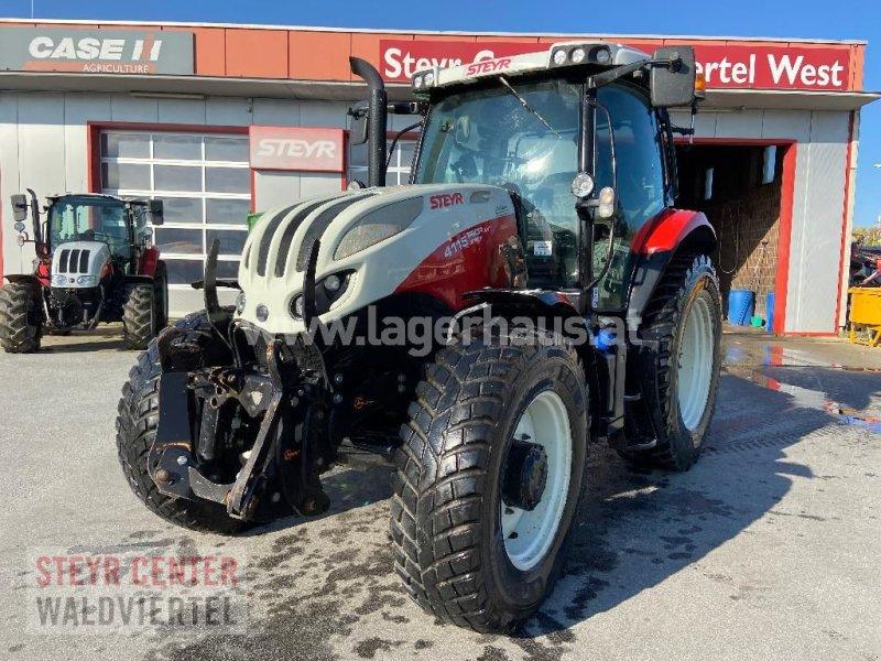 Traktor типа Steyr 4115 PROFI CVT, Gebrauchtmaschine в Gmünd (Фотография 1)