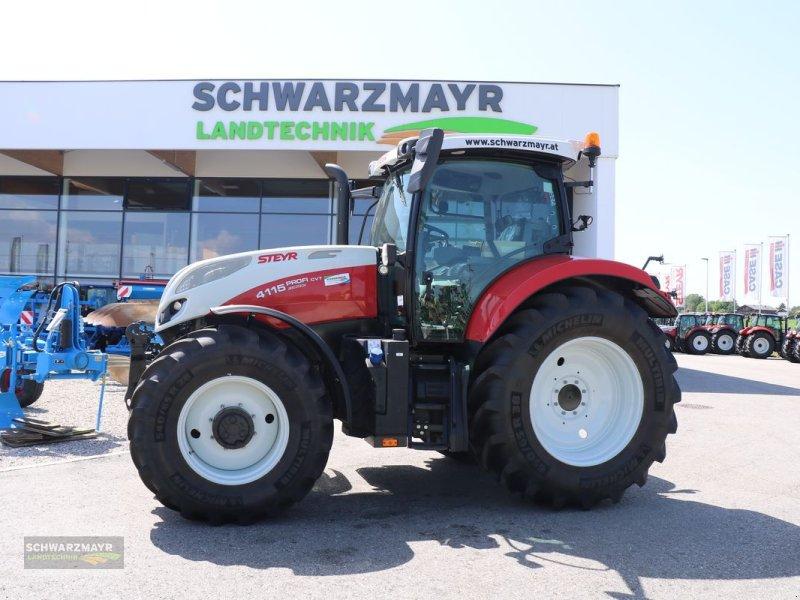 Traktor типа Steyr 4115 Profi CVT, Neumaschine в Gampern (Фотография 1)