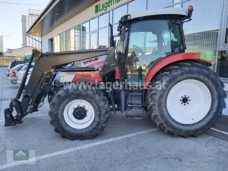 Traktor des Typs Steyr 4115 PROFI, Gebrauchtmaschine in Klagenfurt (Bild 1)