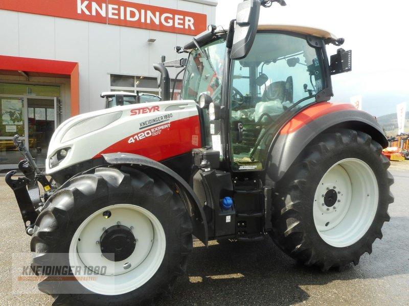 Traktor typu Steyr 4120 Expert CVT, Neumaschine w Altenfelden (Zdjęcie 1)