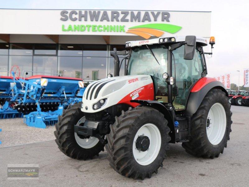 Traktor typu Steyr 4120 Expert CVT, Neumaschine w Gampern (Zdjęcie 1)