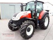Traktor a típus Steyr 4120 Multi, Neumaschine ekkor: Tuntenhausen