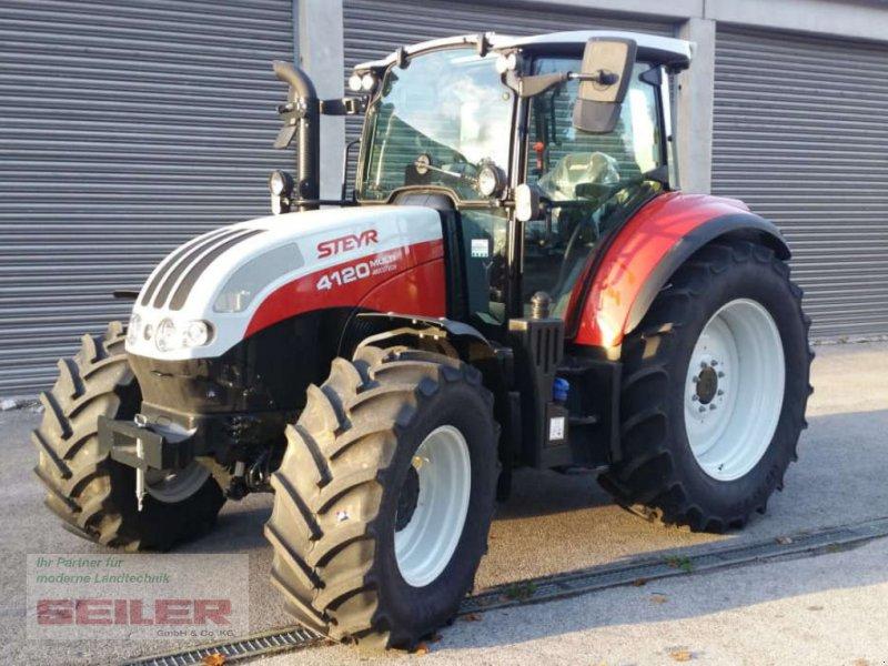 Traktor типа Steyr 4120 Multi, Neumaschine в Ansbach (Фотография 1)