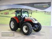 Traktor a típus Steyr 4120 Multi, Neumaschine ekkor: Gampern