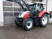 Traktor typu Steyr 4120 Profi CVT mit Frontlader, Gebrauchtmaschine w Günzach