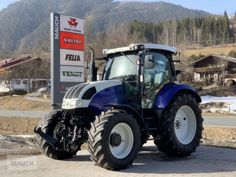 Traktor des Typs Steyr 4120 Profi + FH, Gebrauchtmaschine in Eben (Bild 1)