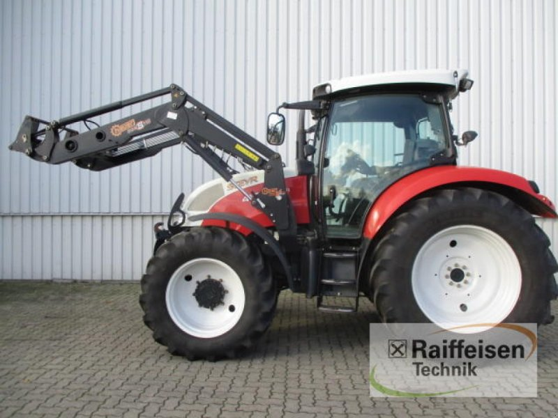 Traktor типа Steyr 4120 Profi, Gebrauchtmaschine в Holle (Фотография 1)