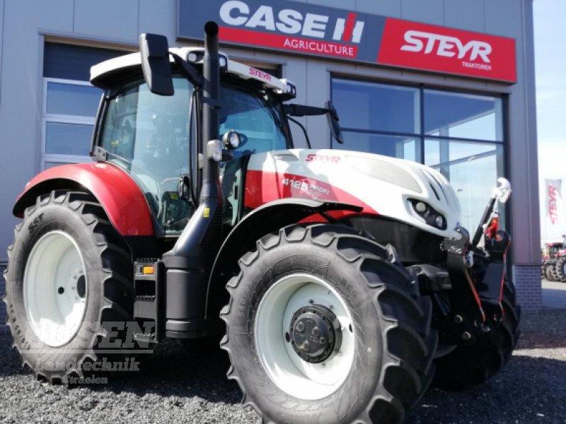 Traktor des Typs Steyr 4125 Profi CVT, Neumaschine in Straelen (Bild 1)