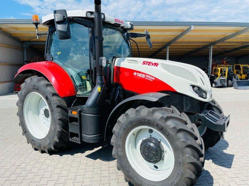 Traktor типа Steyr 4125 PROFI, Gebrauchtmaschine в Coevorden (Фотография 1)