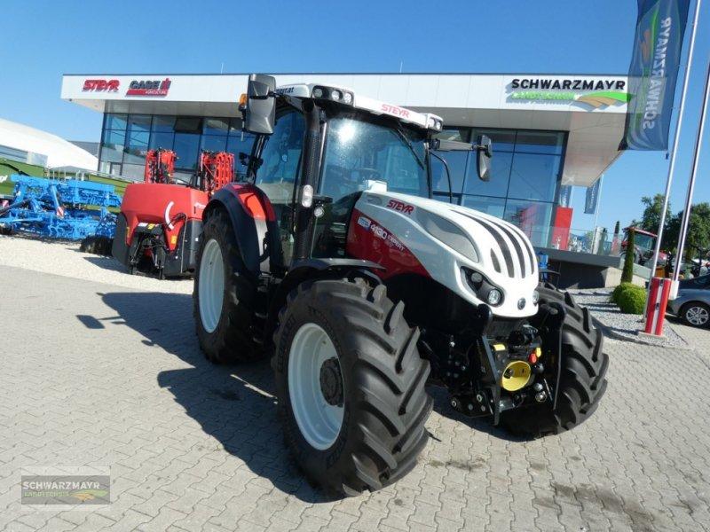 Traktor des Typs Steyr 4130 Expert CVT, Vorführmaschine in Aurolzmünster (Bild 1)
