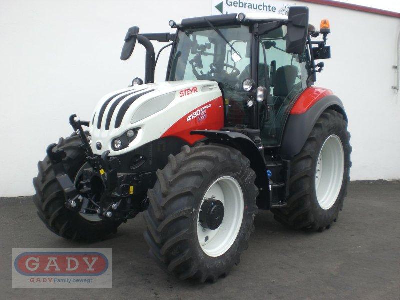 Traktor des Typs Steyr 4130 Expert CVT, Vorführmaschine in Lebring (Bild 1)