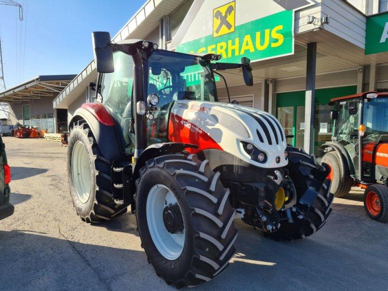 Traktor des Typs Steyr 4130 Expert CVT, Neumaschine in Bruck (Bild 1)
