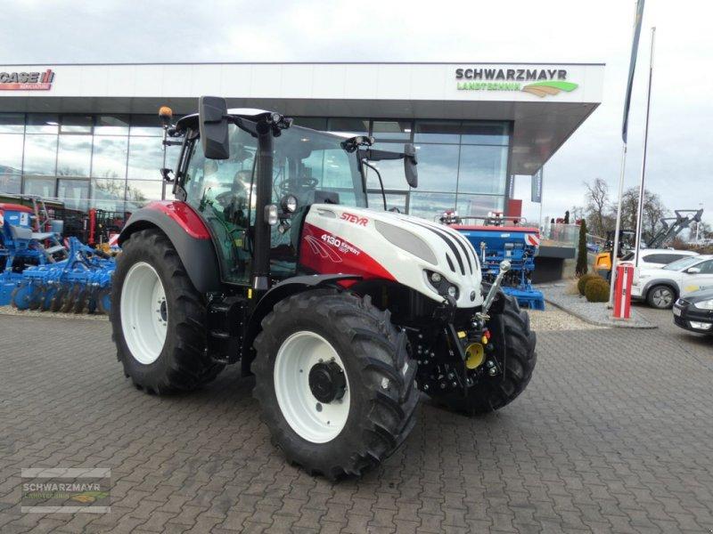 Traktor типа Steyr 4130 Expert CVT, Neumaschine в Gampern (Фотография 1)