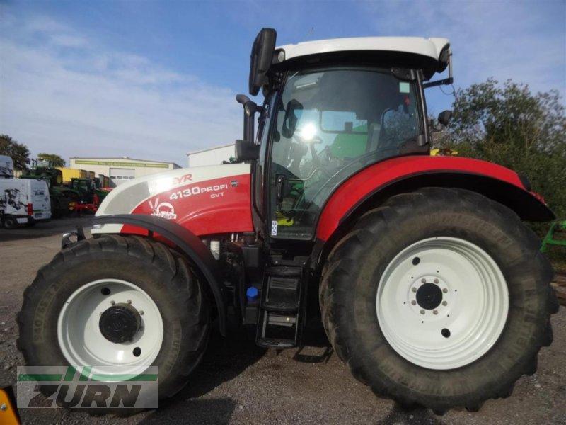 Traktor des Typs Steyr 4130 Profi CVT, Gebrauchtmaschine in Buchen (Bild 1)
