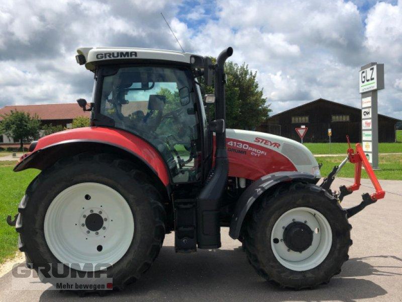 Traktor typu Steyr 4130 Profi CVT, Gebrauchtmaschine v Egg a.d. Günz (Obrázok 3)