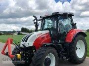Traktor типа Steyr 4130 Profi CVT, Gebrauchtmaschine в Egg a.d. Günz