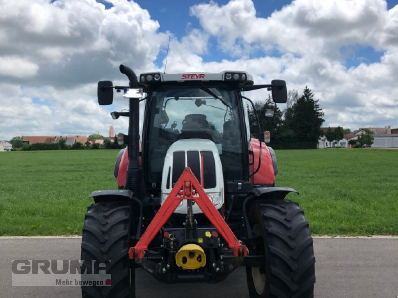 Traktor typu Steyr 4130 Profi CVT, Gebrauchtmaschine v Egg a.d. Günz (Obrázok 4)
