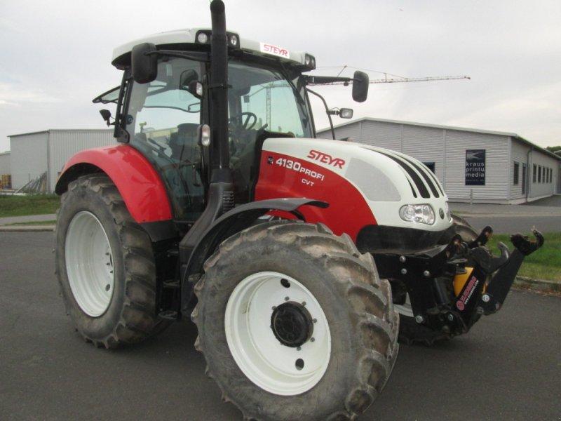 Traktor des Typs Steyr 4130 Profi CVT, Gebrauchtmaschine in Wülfershausen an der Saale (Bild 3)