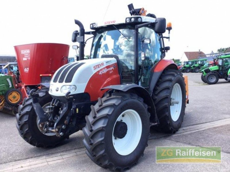 Traktor des Typs Steyr 4130 Profi CVT, Gebrauchtmaschine in Bühl (Bild 1)