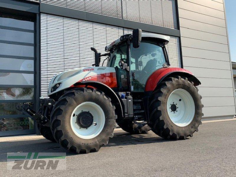 Traktor типа Steyr 4145 CVT Profi, Gebrauchtmaschine в Euerhausen (Фотография 1)