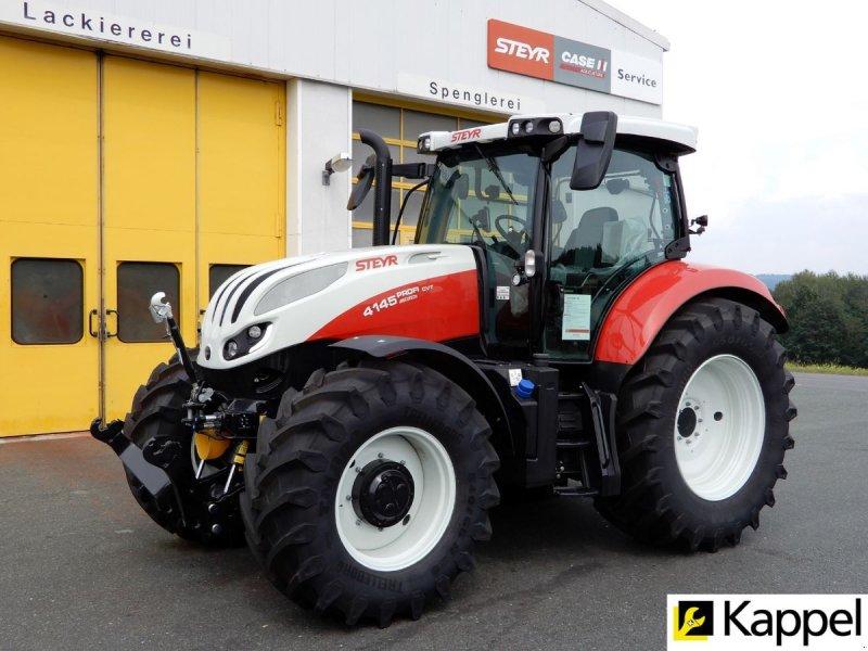 Traktor типа Steyr 4145 Profi CVT, Vorführmaschine в Mariasdorf (Фотография 1)