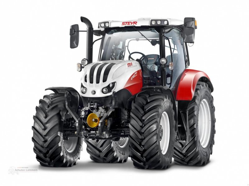 Traktor des Typs Steyr 4145 Profi CVT, Gebrauchtmaschine in Borken (Bild 1)