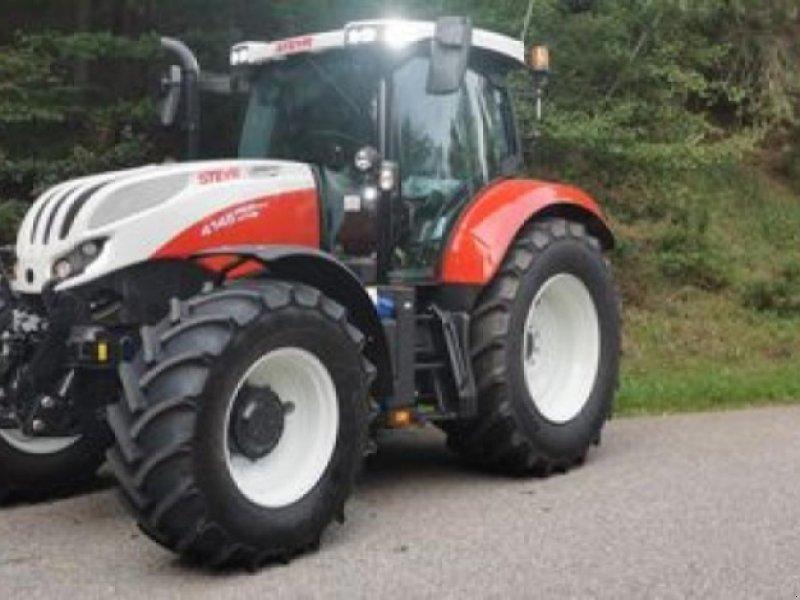 Traktor типа Steyr 4145 profi cvt, Gebrauchtmaschine в ALTENFELDEN (Фотография 1)