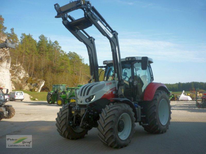 Traktor типа Steyr 4145 Profi CVT, Gebrauchtmaschine в Pegnitz-Bronn (Фотография 1)