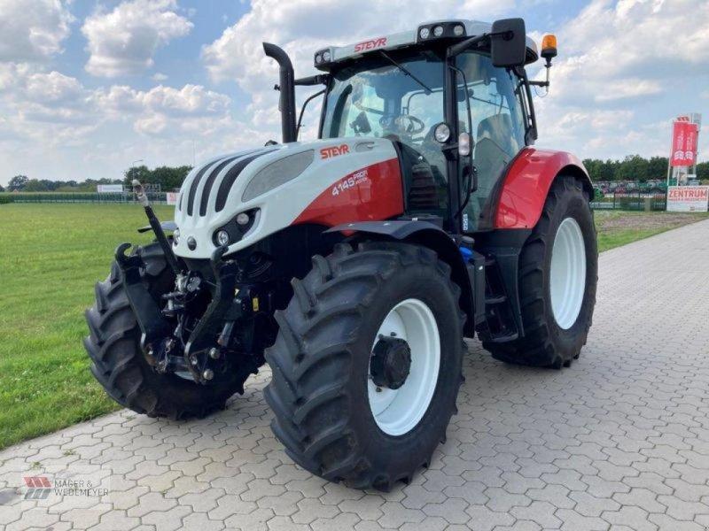 Traktor des Typs Steyr 4145 PROFI SCR, Gebrauchtmaschine in Oyten (Bild 1)
