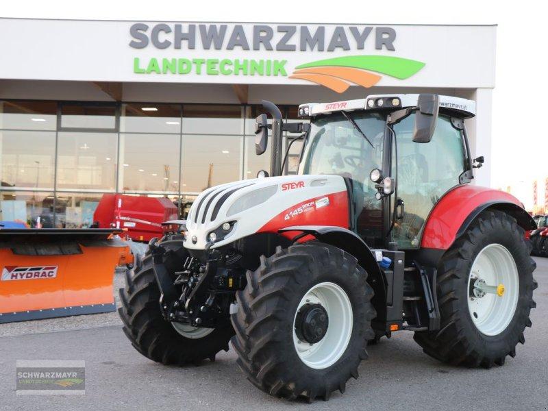Traktor типа Steyr 4145 Profi, Vorführmaschine в Aurolzmünster (Фотография 1)