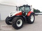 Traktor des Typs Steyr 4145 Profi in Tuntenhausen