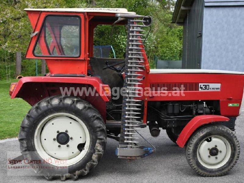Traktor des Typs Steyr 430 PLUS - PRIVAT, Gebrauchtmaschine in Purgstall (Bild 1)