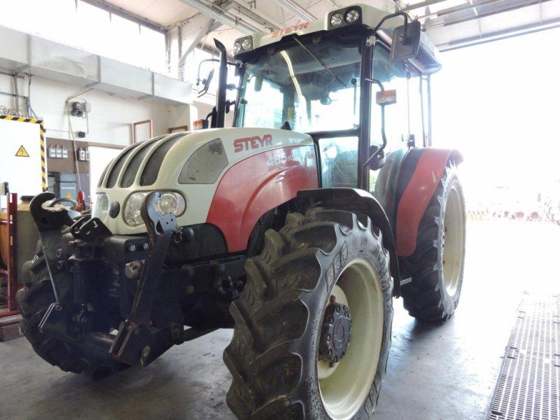 Traktor типа Steyr 485 Kompakt, Gebrauchtmaschine в Eppingen (Фотография 1)
