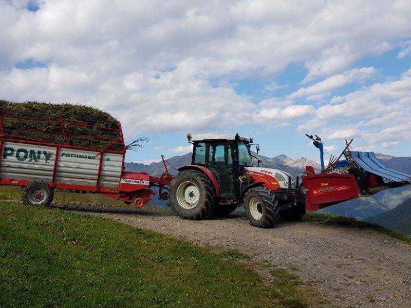 Traktor del tipo Steyr 495 Kompakt, Gebrauchtmaschine en Innervillgraten / Österreich (Imagen 1)