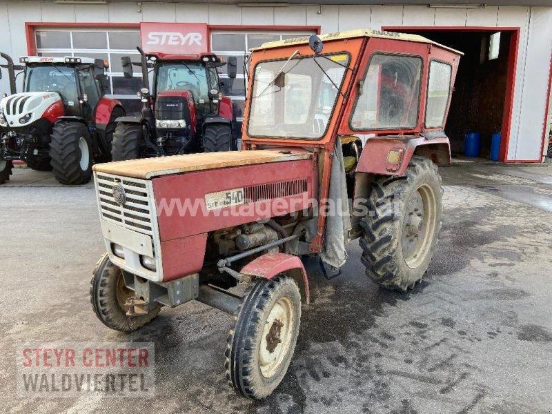 Traktor des Typs Steyr 540, Gebrauchtmaschine in Gmünd (Bild 1)