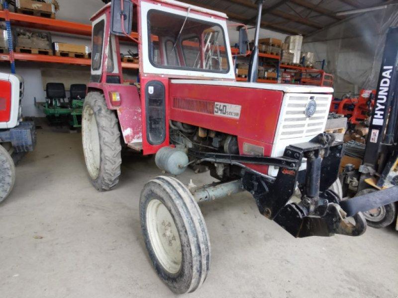Traktor des Typs Steyr 540, Gebrauchtmaschine in Schwechat (Bild 1)