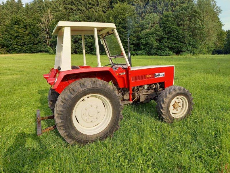 Traktor des Typs Steyr 540, Gebrauchtmaschine in Egling (Bild 1)
