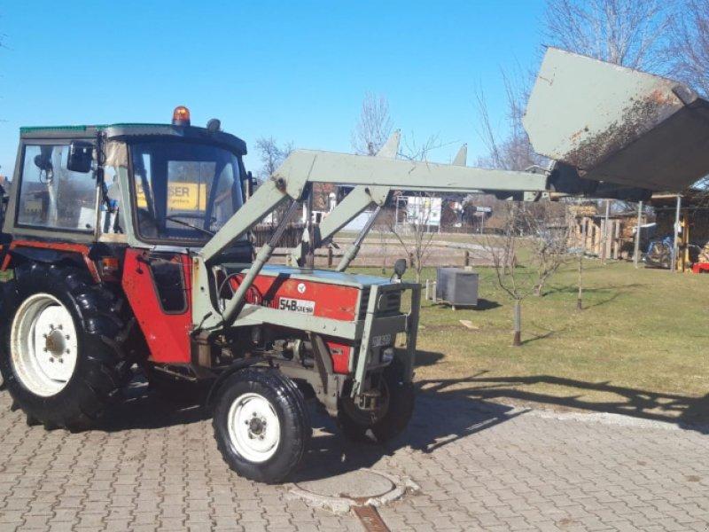 Traktor del tipo Steyr 548, Gebrauchtmaschine en Kochel am See (Imagen 1)