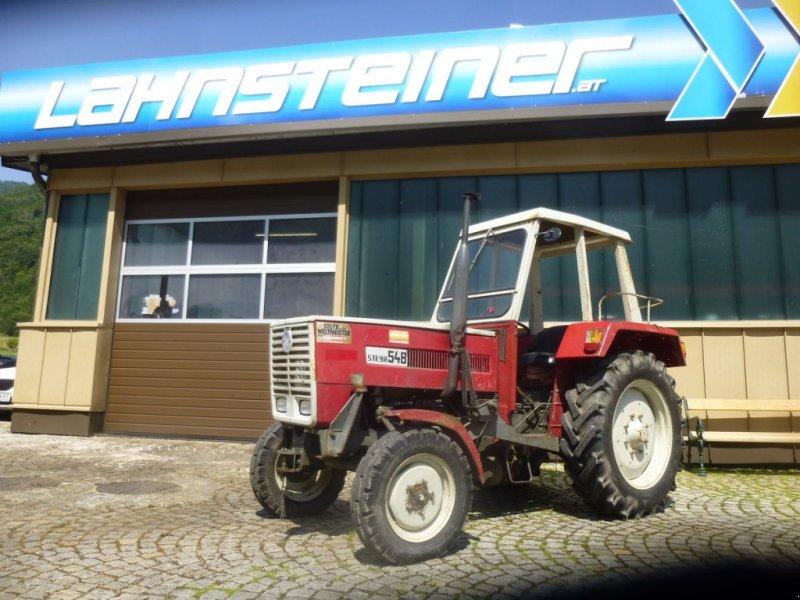 Traktor типа Steyr 548, Gebrauchtmaschine в Ebensee (Фотография 1)