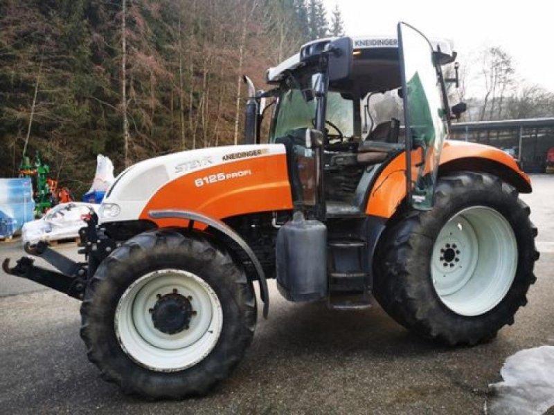 Traktor типа Steyr 6125 profi, Gebrauchtmaschine в ALTENFELDEN (Фотография 1)