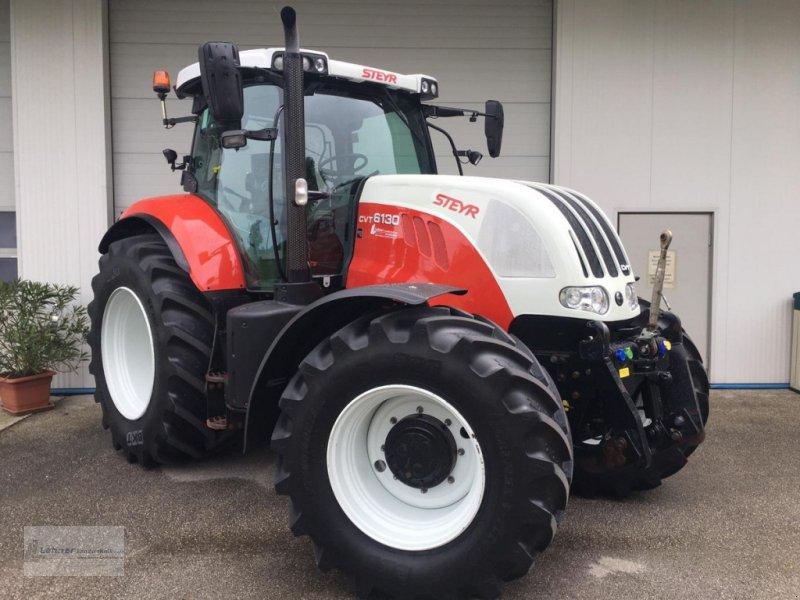 Traktor des Typs Steyr 6130 CVT Komfort, Gebrauchtmaschine in Weisskirchen (Bild 1)