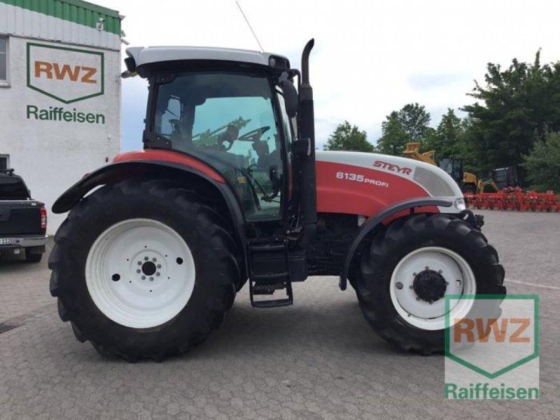 Traktor des Typs Steyr 6135 Profi Schlepper, Gebrauchtmaschine in Kruft (Bild 10)