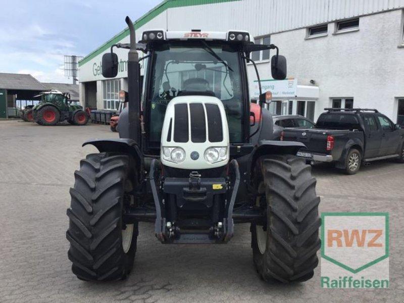 Traktor des Typs Steyr 6135 Profi Schlepper, Gebrauchtmaschine in Kruft (Bild 2)