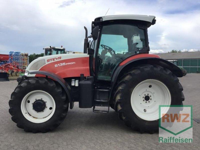 Traktor des Typs Steyr 6135 Profi Schlepper, Gebrauchtmaschine in Kruft (Bild 6)