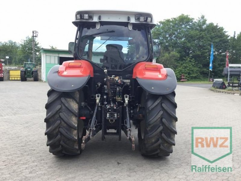 Traktor des Typs Steyr 6135 Profi Schlepper, Gebrauchtmaschine in Kruft (Bild 8)