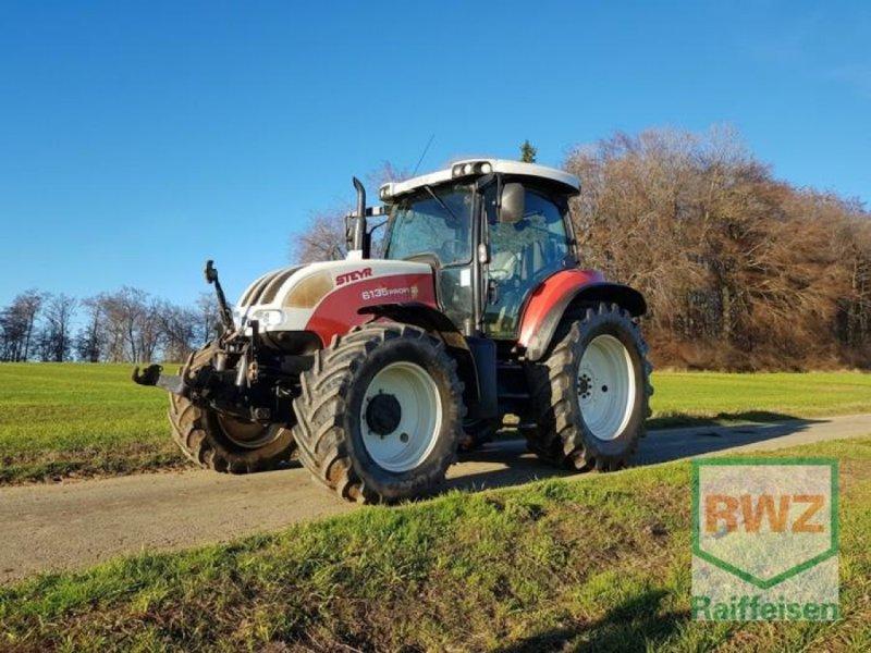 Traktor des Typs Steyr 6135 Profi, Gebrauchtmaschine in Hermeskeil (Bild 1)