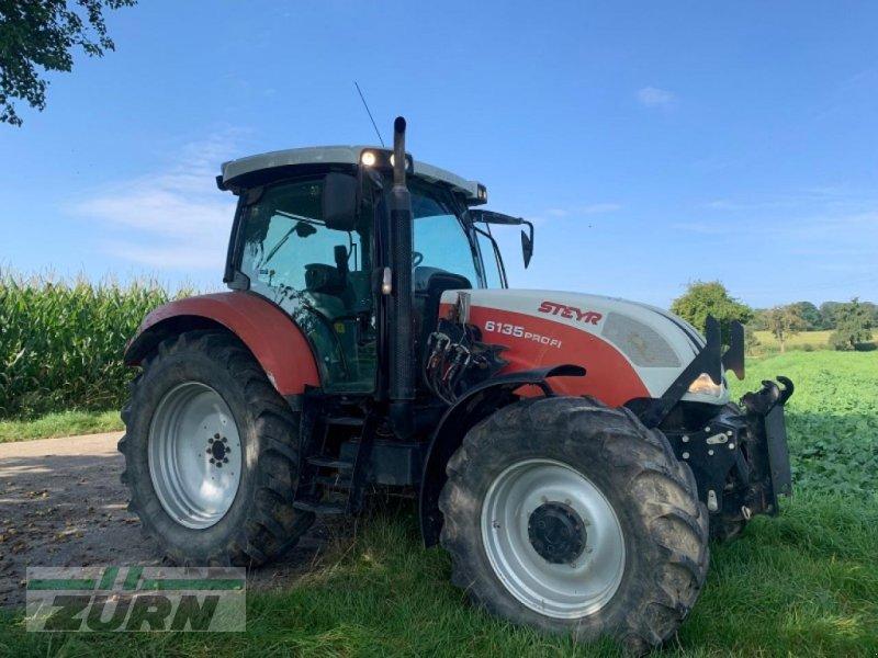 Traktor типа Steyr 6135 Profi, Gebrauchtmaschine в Buchen (Фотография 1)