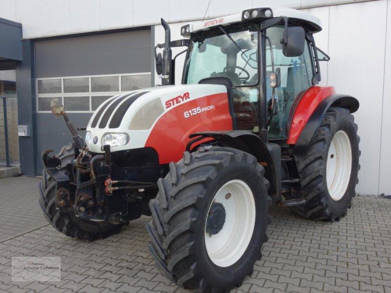 Traktor des Typs Steyr 6135 Profi, Gebrauchtmaschine in Borken (Bild 1)