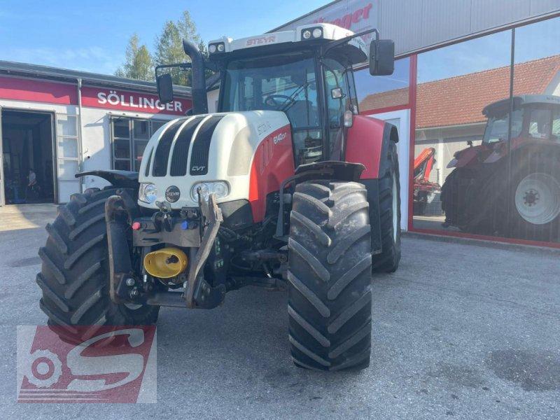 Traktor des Typs Steyr 6140 CVT Profi, Gebrauchtmaschine in Offenhausen (Bild 1)